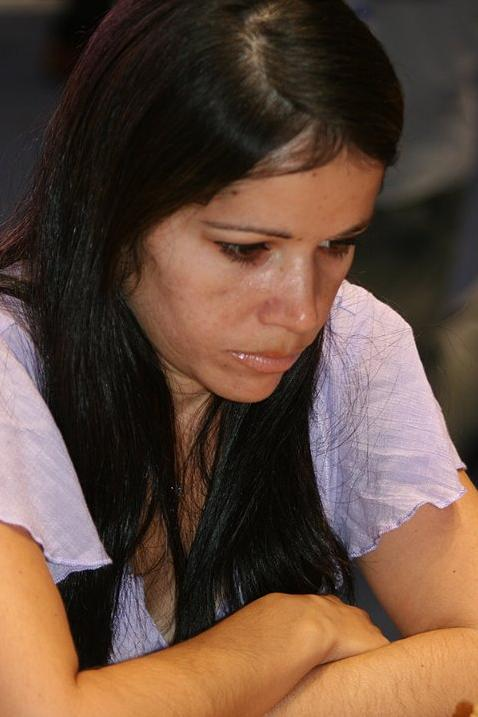 FIDE Womens World Chess Championship KO 2015 Marrero Lopez Cuba
