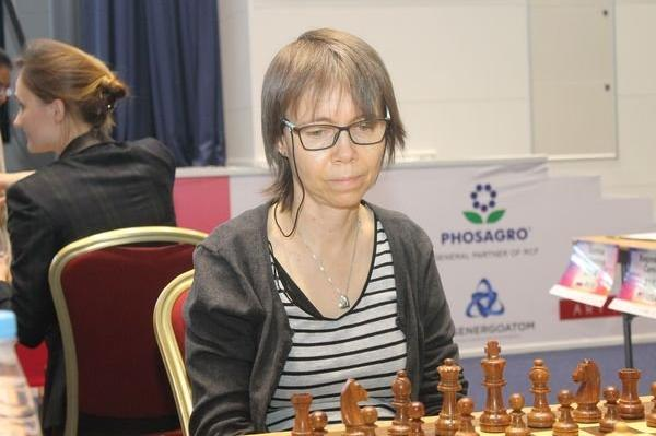 FIDE Womens World Chess Championship KO 2015 Pia Cramling