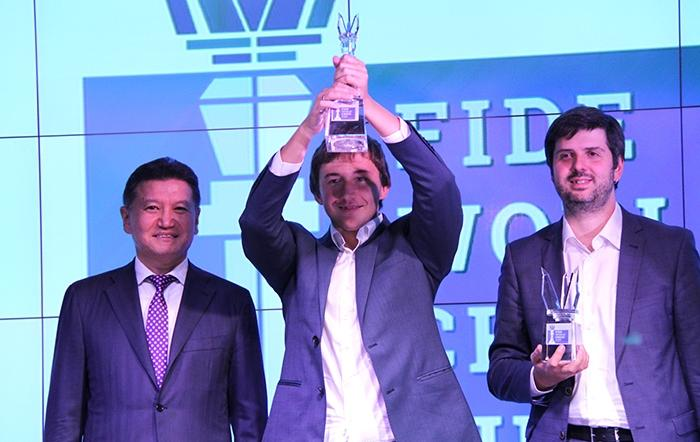 FIDE World Cup 2015 Petr Svidler and Sergey Karjakin Final