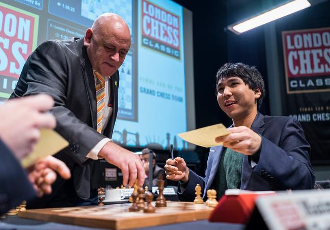 London Classic 2016 Wesley So 1