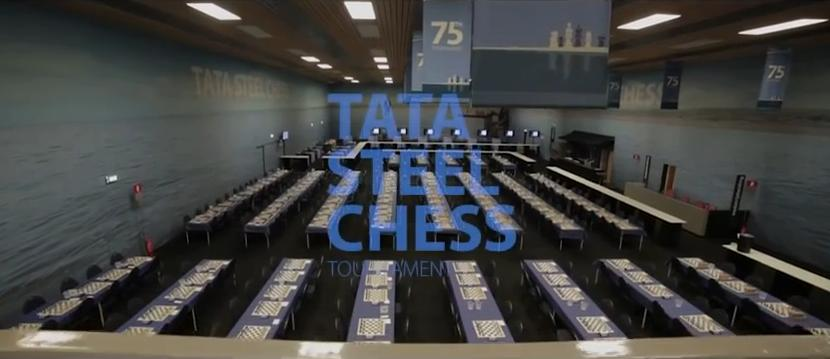 Tata Steel Chess 2015 Game Hall