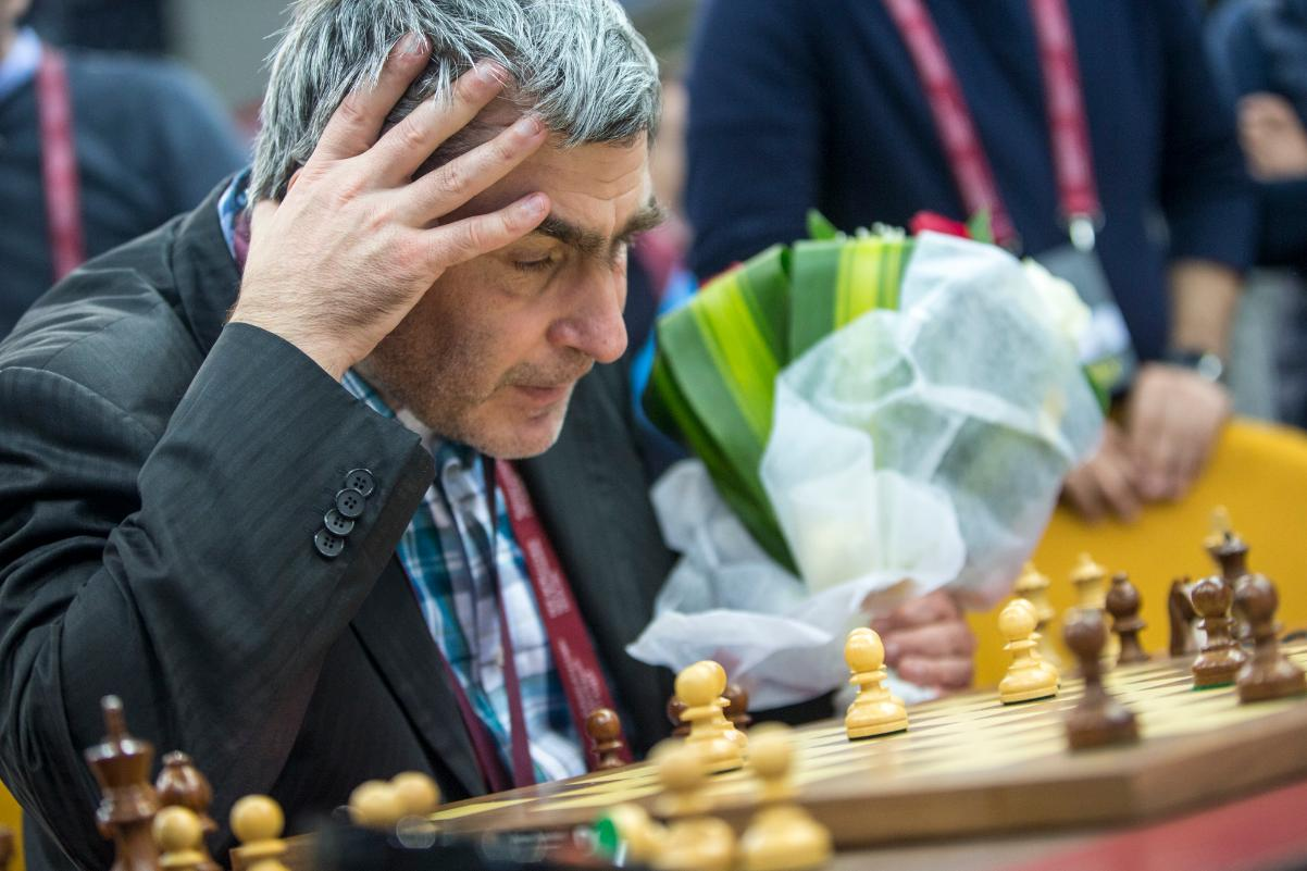 World Rapid Chess Championships 2016 Vassily Ivanchuk