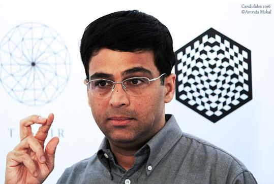 FIDE Candidates 2016 Viswanathan Anand