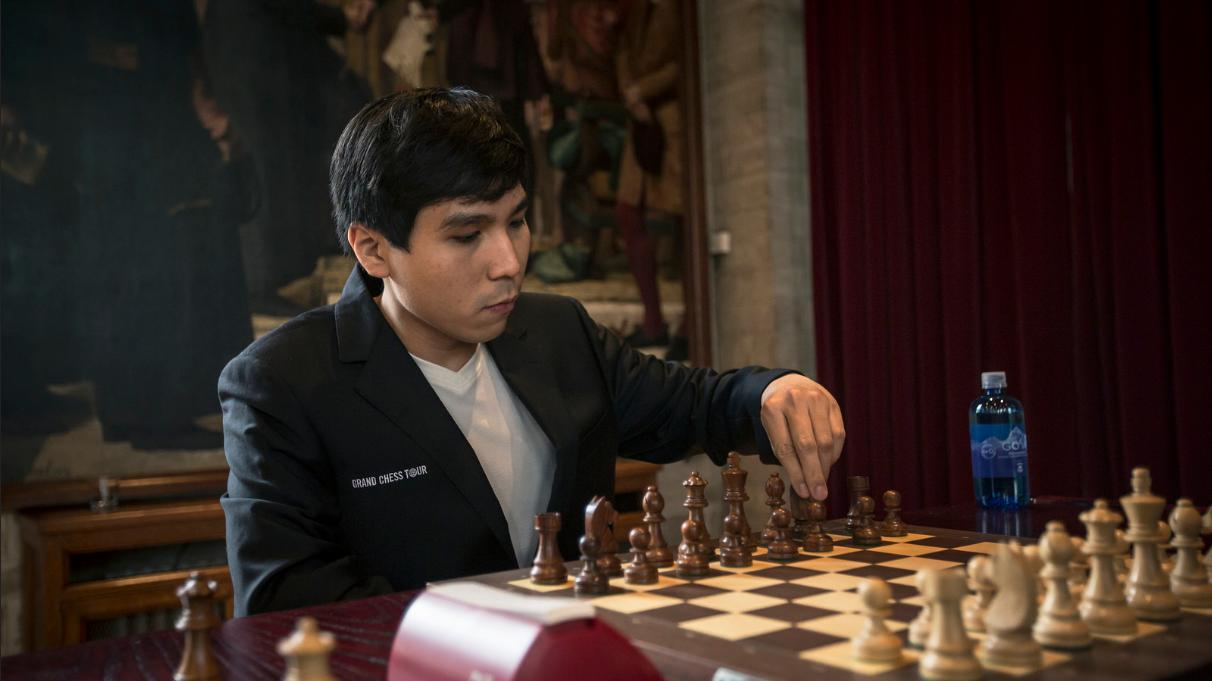 Grand Tour 2018 Wesley So