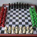 Новые виды шахмат