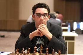 Fabiano Caruana. Terminator from the United States 1